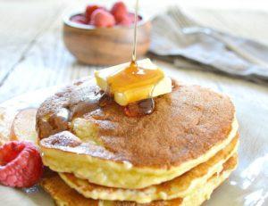 Coconut-Flour-Pancakes